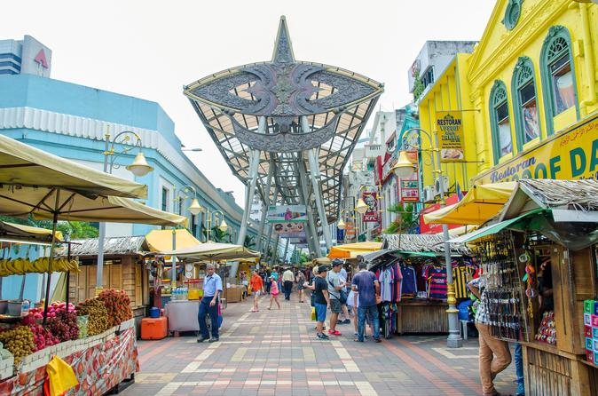 Half day shopping and market exploration tour in kuala lumpur in kuala lumpur 320743