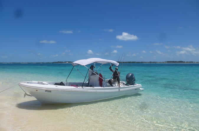 Private Half-Day Nassau Snorkel and Sightseeing Cruise