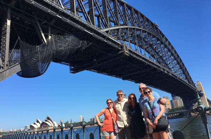 Private Gruppen-Tour: Sydney an 1 Tag inkl Sydney Habour, Royal Botanic Gardens