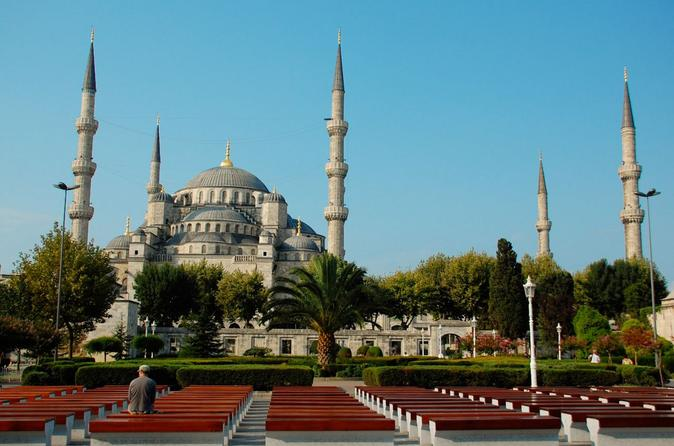 Old City Private Day Tour From Istanbul