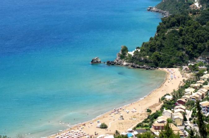 Shore excursion half day at glyfada beach in corfu 309801