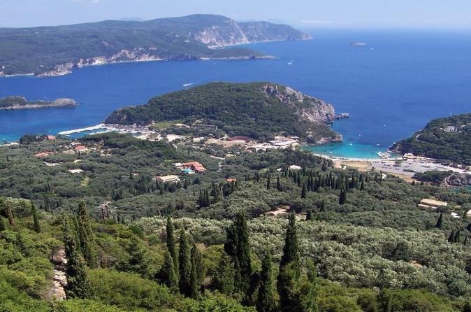 Shore excursion private leisurely corfu tour in corfu 306941