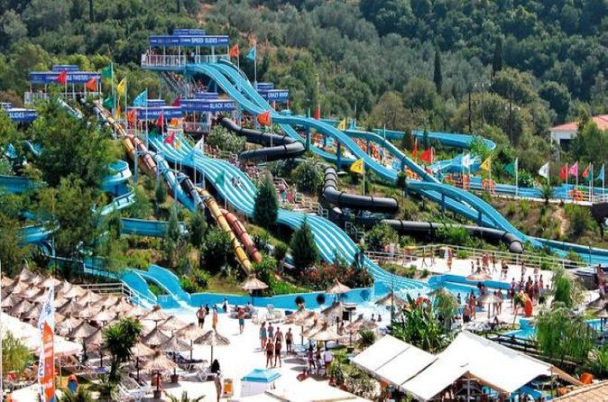 Greece Theme Parks