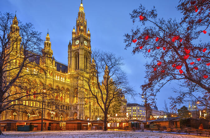 vienna christmas segway tour - Vienna At Christmas