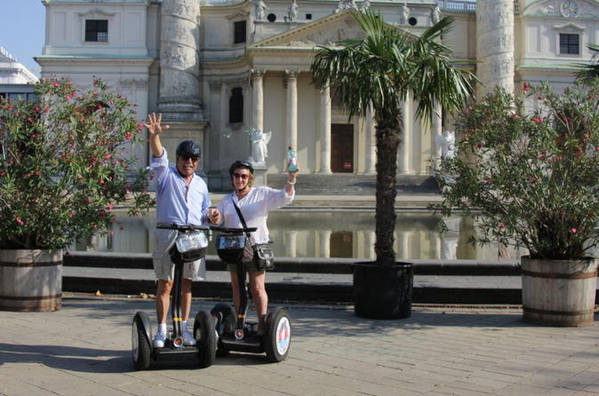 Vienna City Segway Day Tour