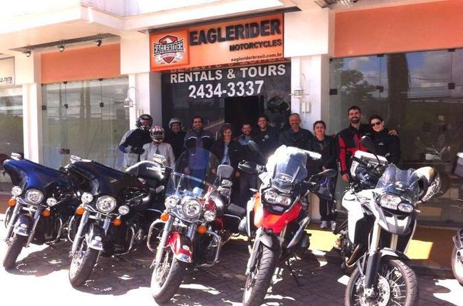 Motorcycle Rental in Rio de Janeiro