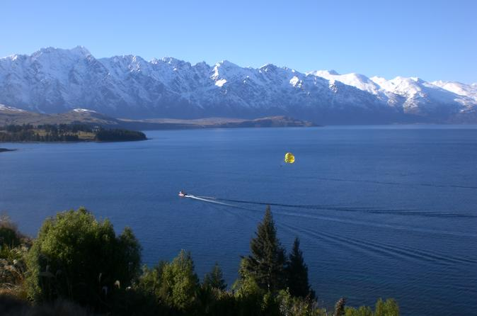 2 Day Queenstown to Christchurch via Glaciers