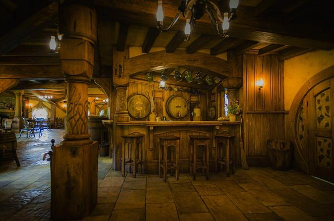 2 day waitomo caves hobbiton movie set and rotorua tour from auckland in auckland 124723