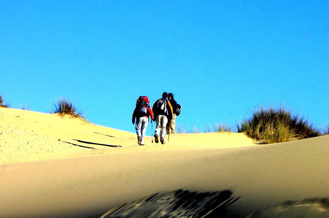 5-Day Slackpacking Trail Hike from Mossel Bay