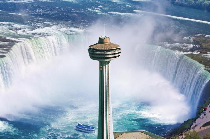 Skylon tower observation deck admission in niagara falls 288880