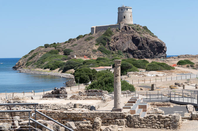 Cagliari shore excursion a taste of sardinia small group tour in cagliari 318665