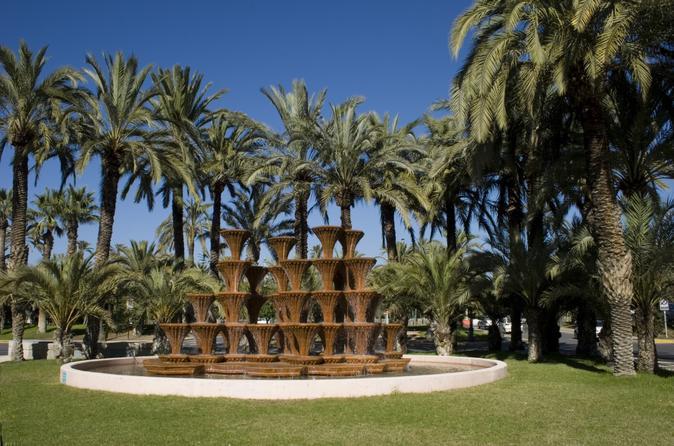 Cartagena Shore Excursion: Elche Small Group Tour