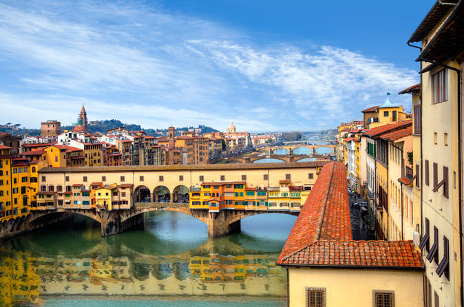 Livorno Shore Excursion: Florence and Pisa Guided Tour Italy, Europe