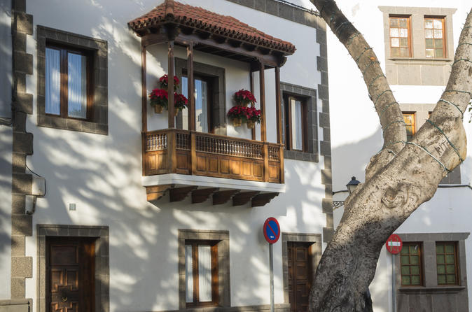 Shore Excursion: Las Palmas City And Gran Canaria Tour With Lunch