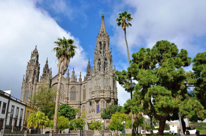 Shore excursion north of gran canaria tour with wine and snacks in las palmas de gran 270919