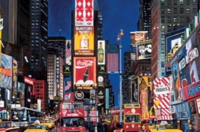 Itinerário autoguiado e personalizado para Nova York