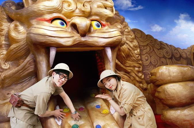 Seoul Dynamic Maze Attraction Ticket Südkorea, Asien