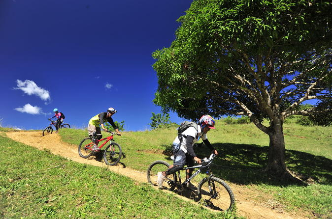 Full-Day Cebu Mountain Biking Tour