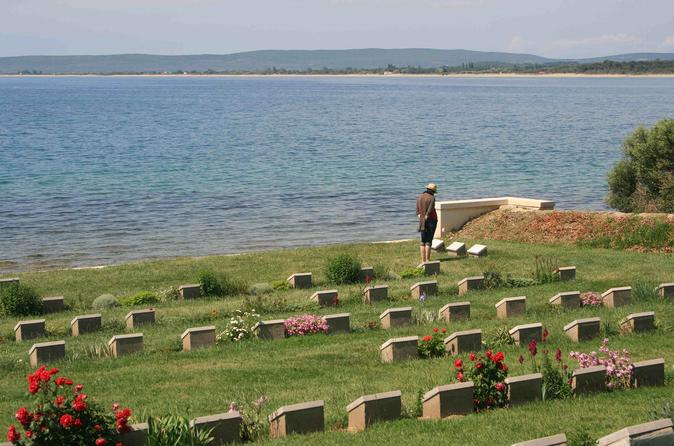 Daily Secrets of Gallipoli Tour From Istanbul