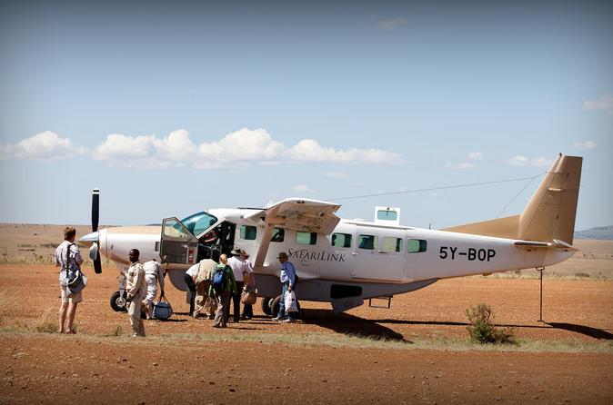3-Day Maasai Mara Safari Flying Package