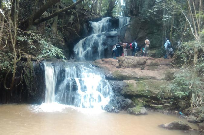 Nairobi Day Tour to Karura Forest Hike, Trail Bike & Nature Walk