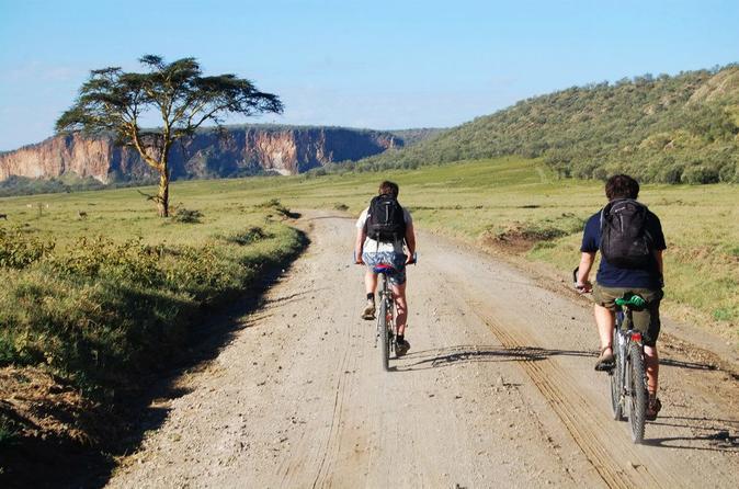 Private Tour: Hells Gate and Lake Naivasha Guided from Nairobi