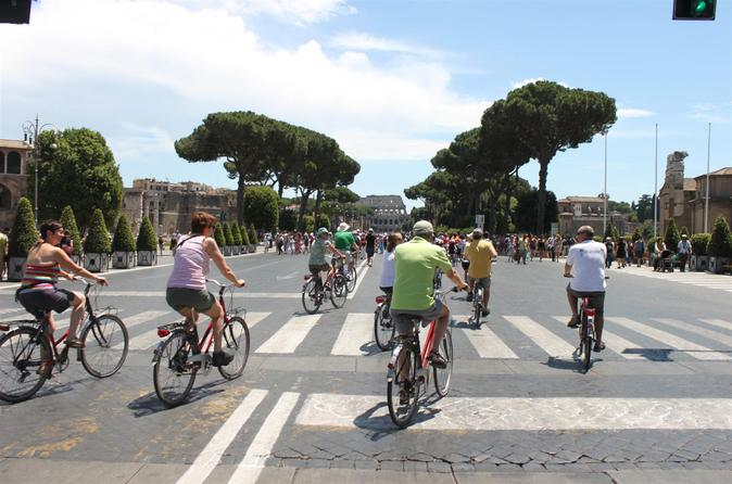Rome by bike - Classic Rome Tour