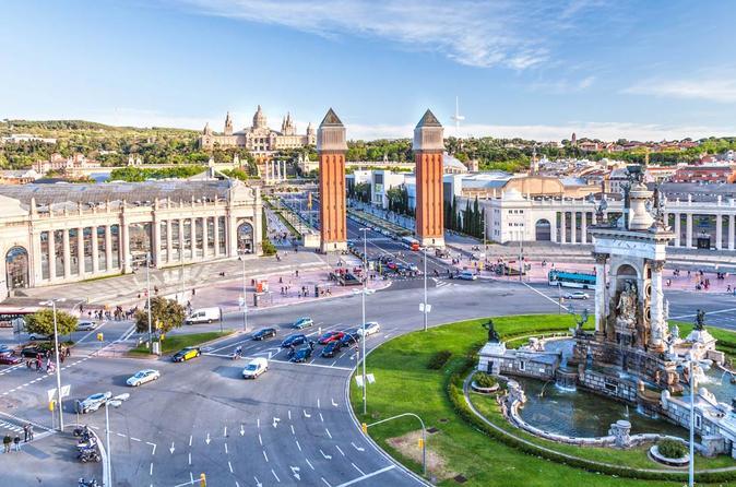 Excursão no litoral de Barcelona: excursão privada guiada com Evite as Filas para a Sagrada Família