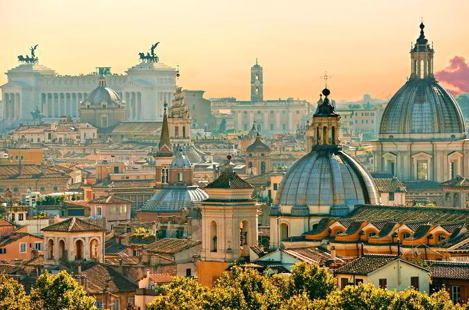 Excursão particular com visão geral de Roma