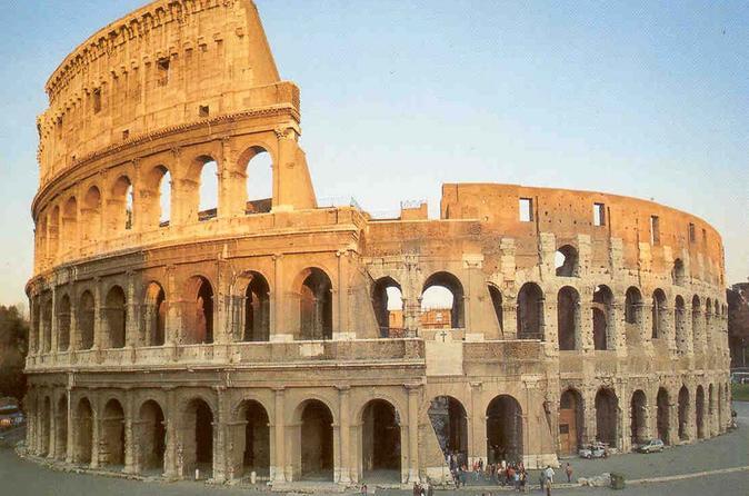 Excursão particular do Coliseu para crianças
