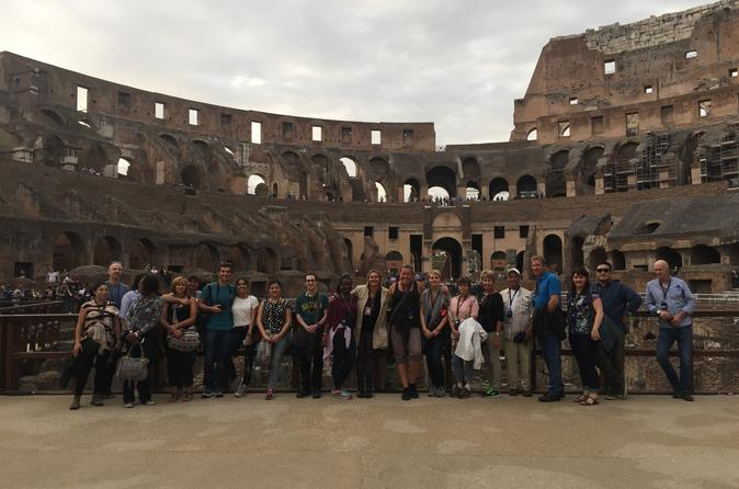 Half-Day Skip-The-Line Tour Of The Colosseum With Entrance From The Arena - Rome