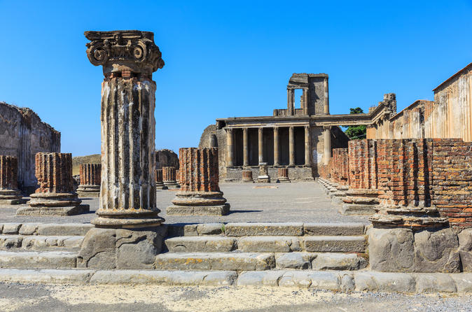 Pompeii For Families Half Day Trip From Naples or Sorrento