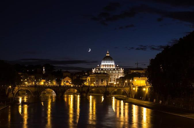 Private Vatican by Night Tour