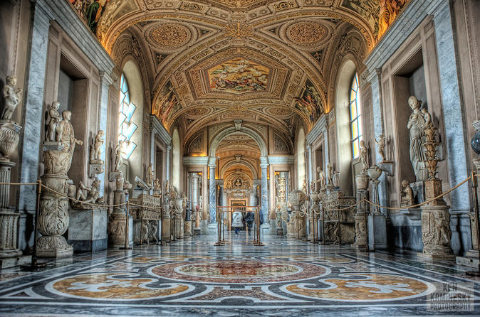 Skip-the-Line: Vatican Museums, Colosseum, And Ancient Rome Guided Walking Tour