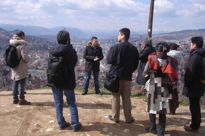 Sarajevo s history mini bus tour in sarajevo 256379