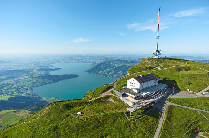 Mount Rigi Self-Guided Day Ticket