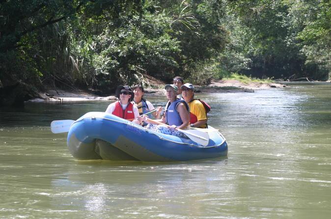 Half Day Rafting in Peñas Blancas River from La Fortuna