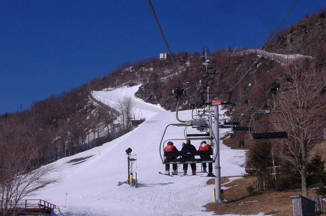 Catskill Mountains Ski and Snowboard Day Trip