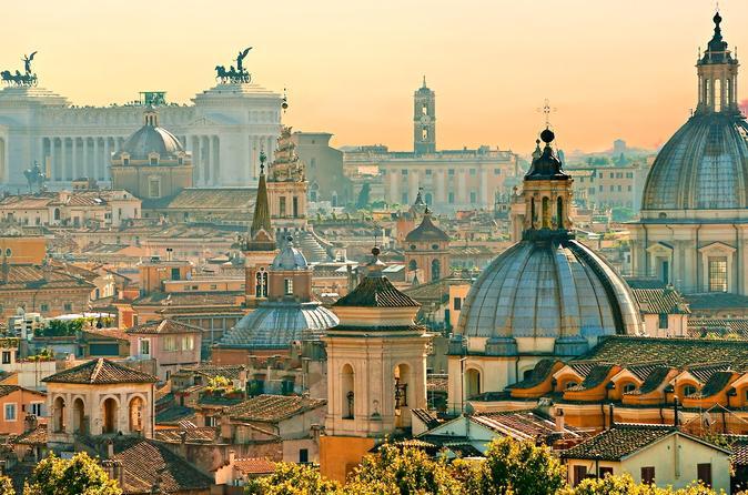 Rome Shore Excursions