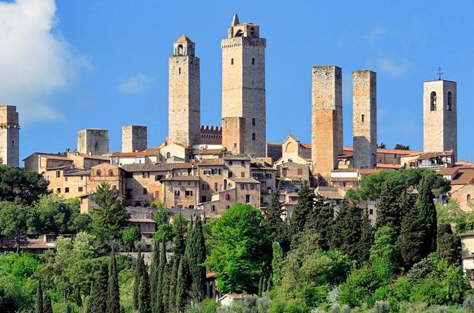 Private Tour Siena Monteriggioni San Gimignano And Chianti Day Trip From