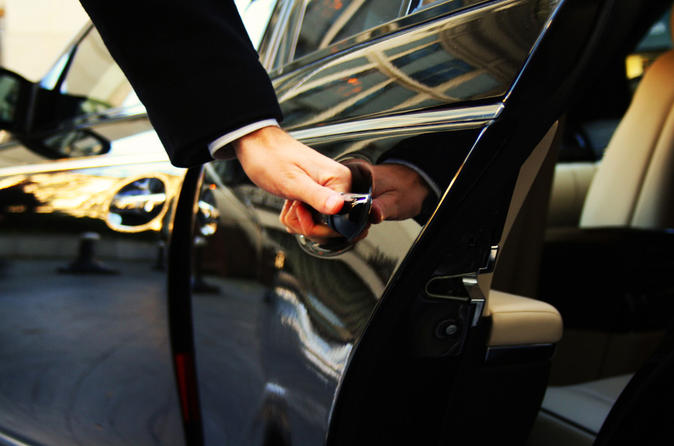 Private Transfer from Fiumicino FCO Airport to Sorrento Door-To-Door