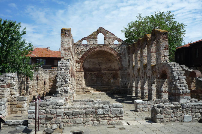 Nesebar and Sozopol Cultural Heritage One Day Tour from Varna By Car