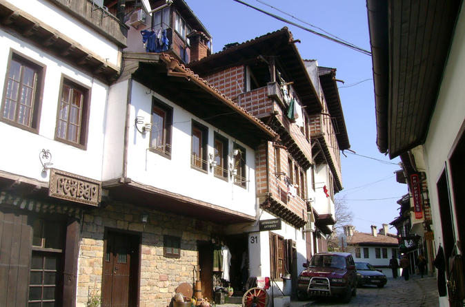 Private Veliko Tarnovo Cultural Day Trip from Varna