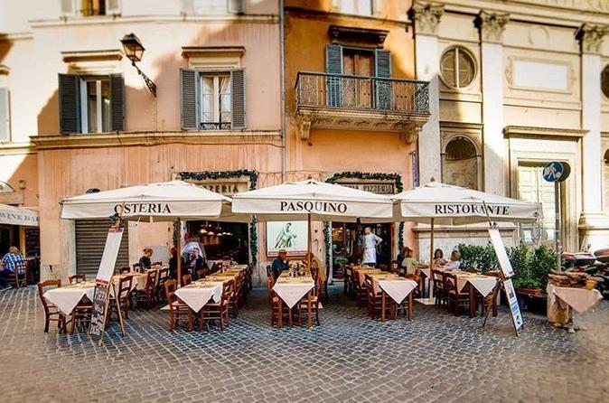 Social Table In The Heart Of Rome Lunch Or Dinner With Roman Menu