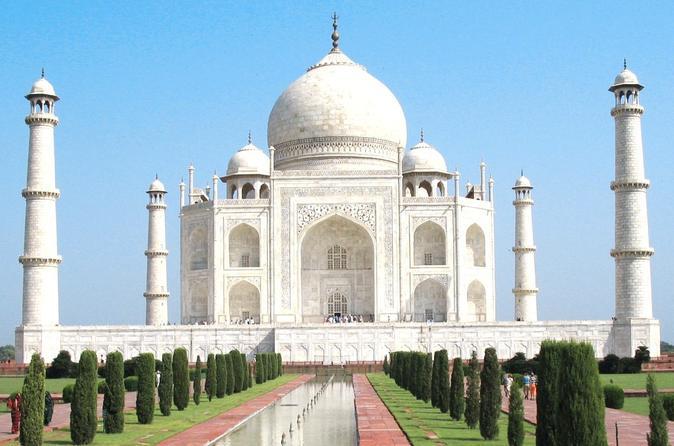 4-Day Agra-Jaipur Tour From New Delhi