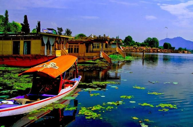 4-Night Kashmir Leisure Tour in Srinagar