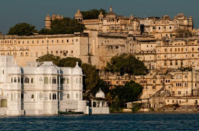 6-Night Rajasthan Palace and Forts Tour from Jaipur to Udaipur