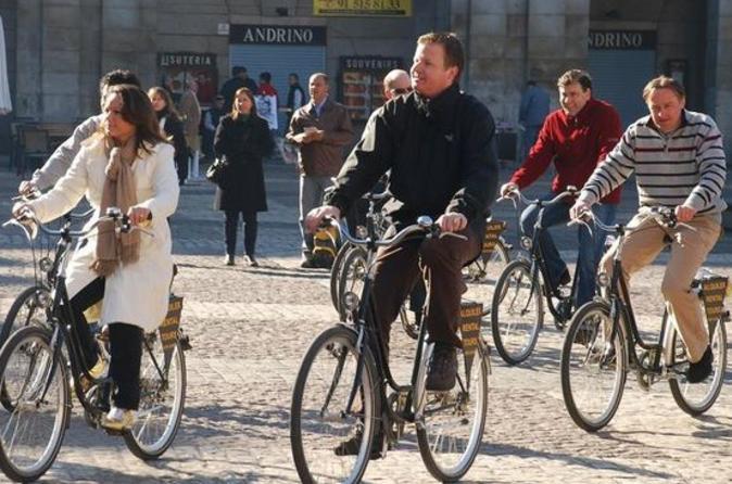 Excursão de bicicleta por Valência
