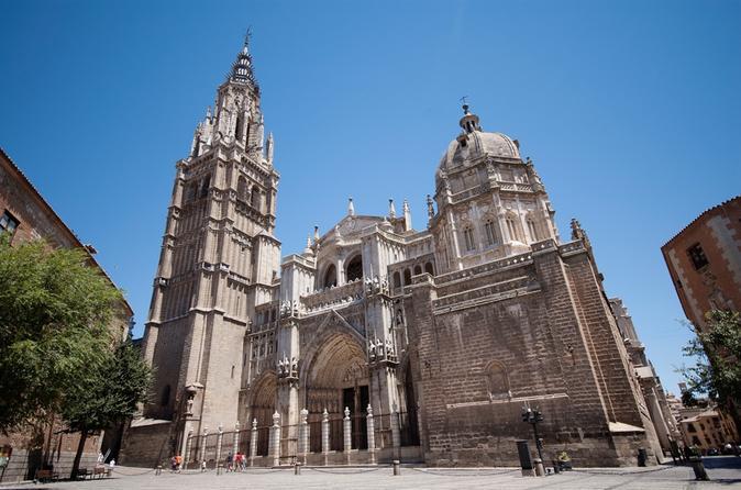 Excursão de meio dia ou dia inteiro para Toledo saindo de Madri