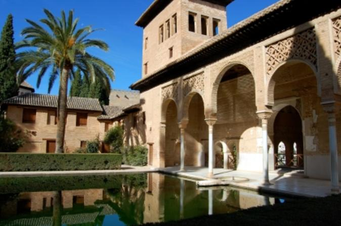 Costa del Sol Granada - The Alhambra Palace and Generalife